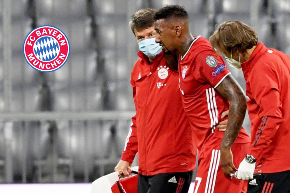 Nach Boateng-Verletzung gegen Chelsea: Bayern-Trainer Flick gibt erstes Update