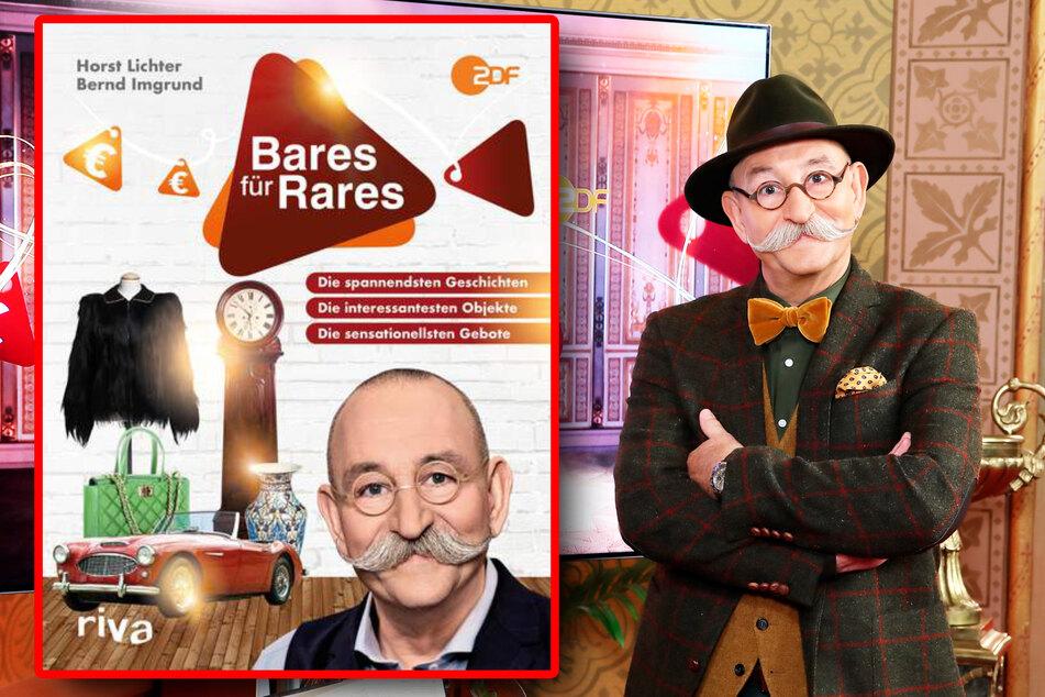 Bares für Rares: Beliebte TV-Show gibt's bald auch als Buch!