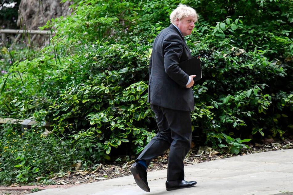 Boris Johnson (56), Premierminister von Großbritannien, sieht sich mit neuen Horror-Corona-Zahlen konfrontiert.