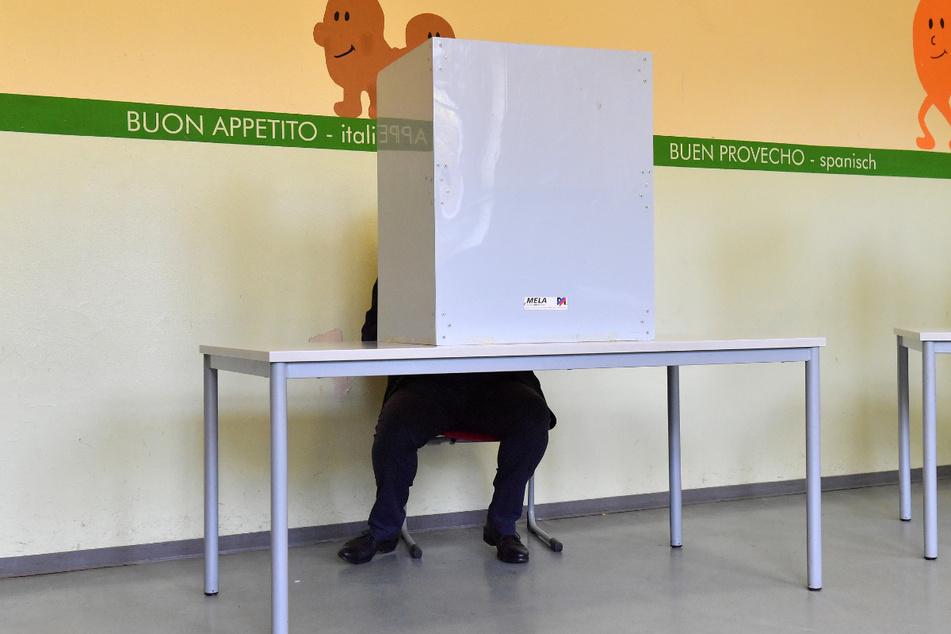 Bessere Wahlbeteilung in Thüringen: Mehr Menschen als 2017 geben ihre Stimmen ab