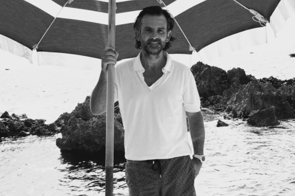 Niclas Castello (42) zeigt sich nur selten in den sozialen Netzwerken.