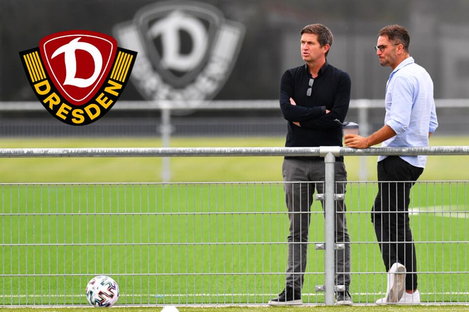 Dynamos Mann des Umbruchs: Ralf Becker will SGD neues Leben einhauchen