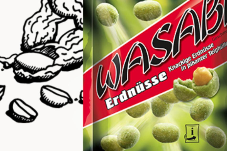 Produkt-Rückruf: Diese Wasabi-Snacks sind für Allergiker gefährlich