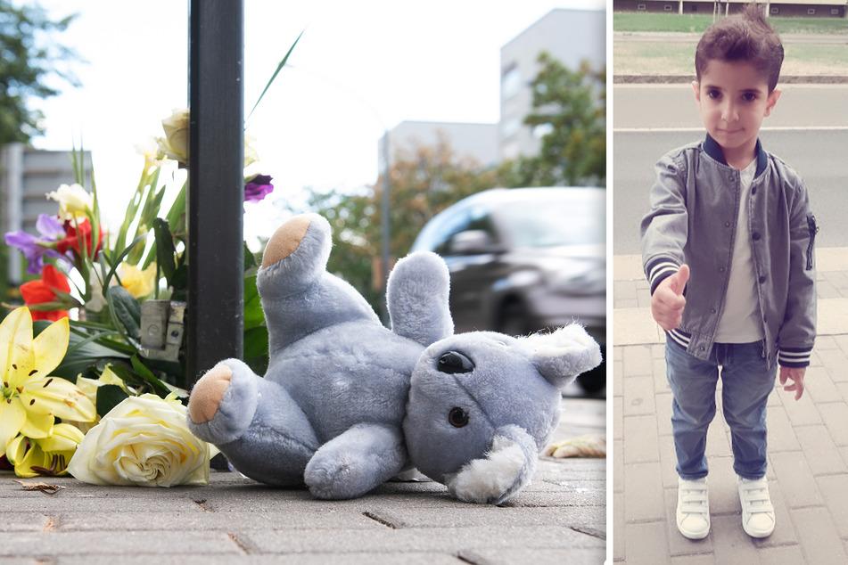 Der kleine Ali (†6) starb, weil die Raser nicht rechtzeitig bremsten und den Jungen auf der Straße erfassten.