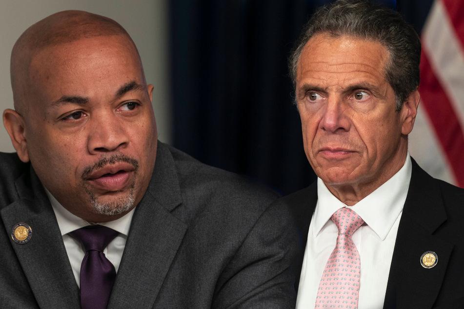 New York Democratic lawmakers to launch impeachment inquiry into Andrew Cuomo