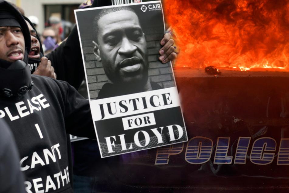 Ausnahmezustand in Minneapolis: Nächtliche Ausgangssperre, dennoch Gewalt und Proteste
