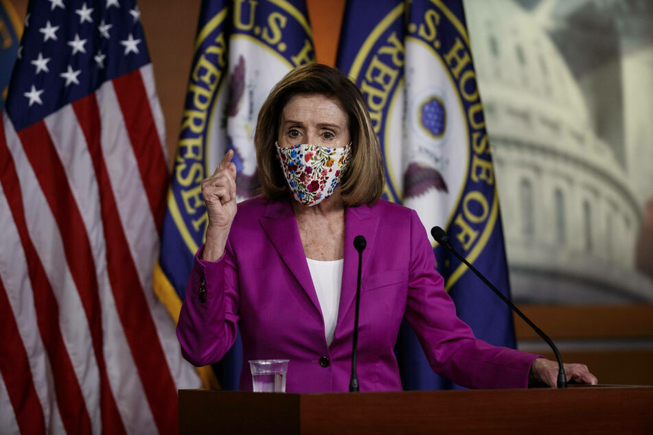 Speaker of the House Nancy Pelosi says she will begin impeachment proceedings on Monday.