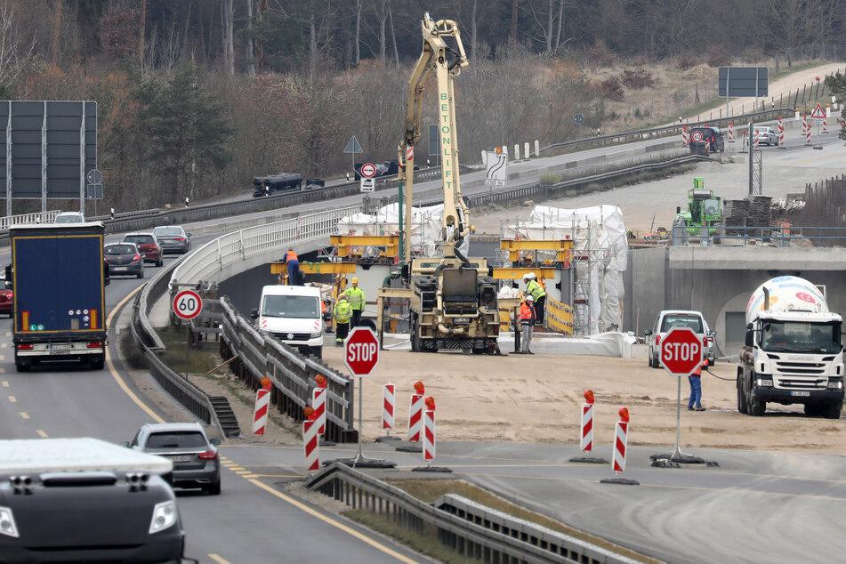 Autofahrer sollen noch Ende November wieder freie Fahrt Richtung Norden haben.