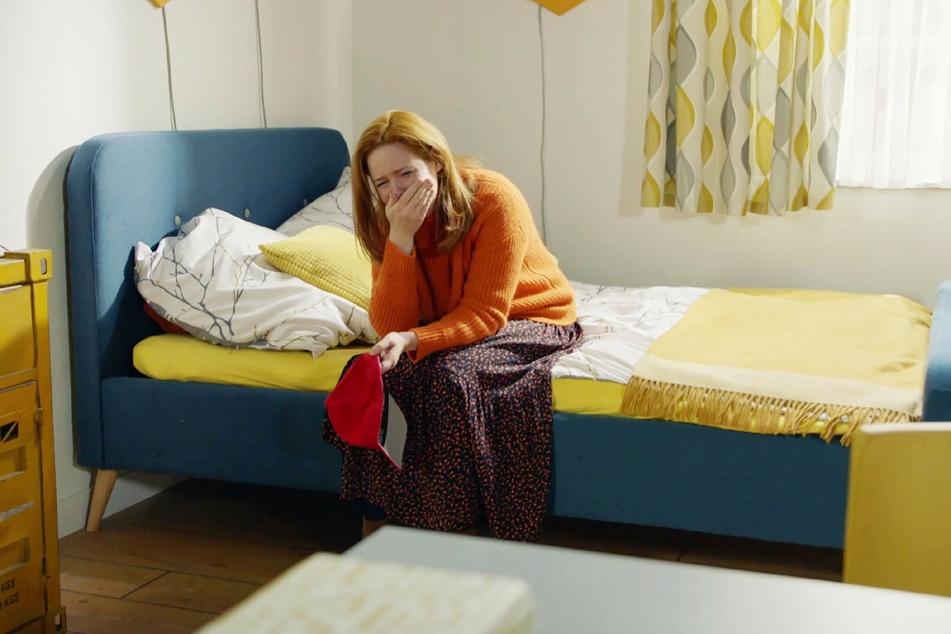 Toni kann nicht mehr: Sie hat die Beziehung zu Erik beendet.
