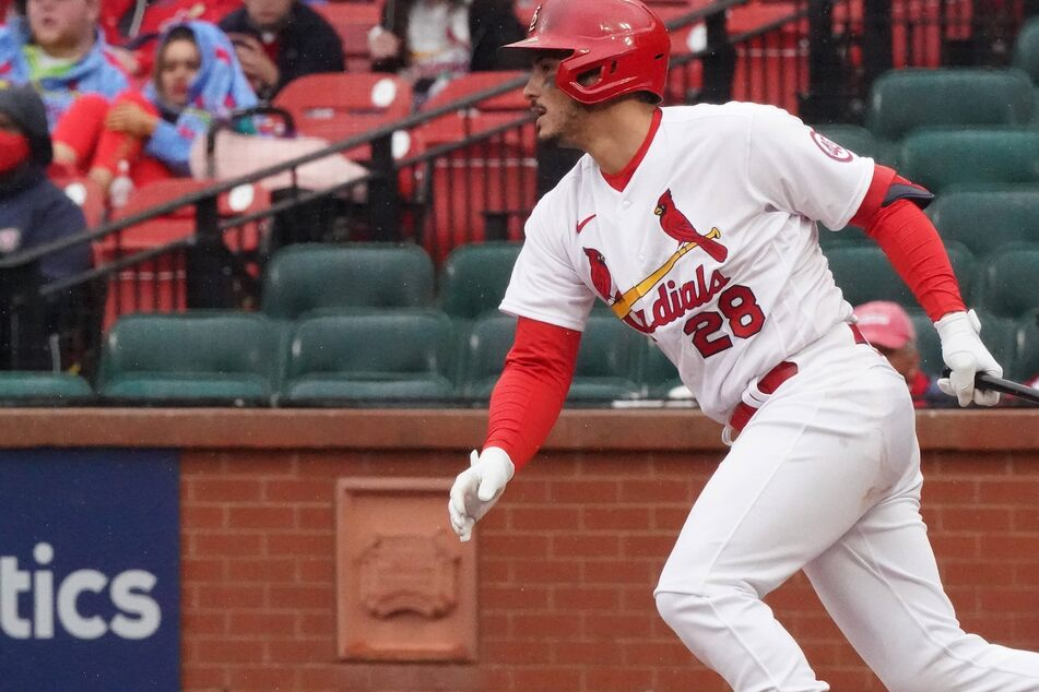 MLB: St. Louis Cardinals snap three-game losing skid at home by teeing off on the Nationals