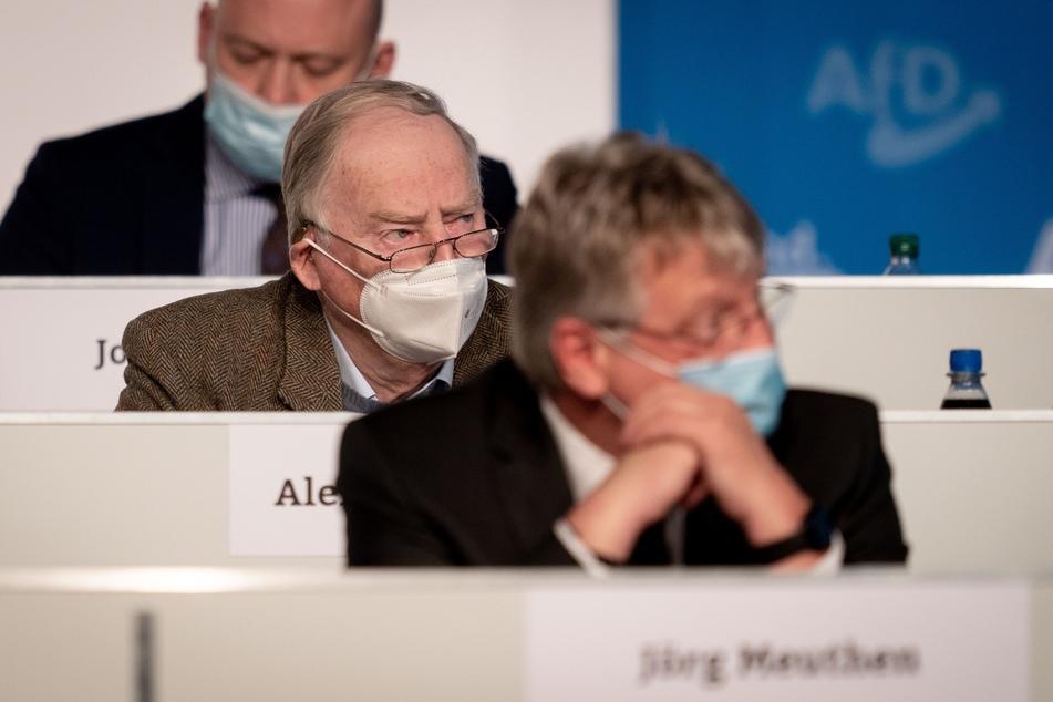 AfD-Parteitag in Dresden setzt sich fort, keine Gegenproteste