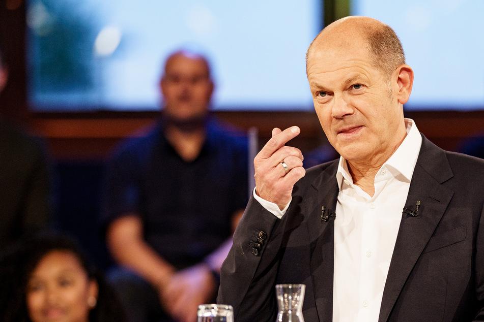 Mit wem will Scholz koalieren? SPD-Kandidat möchte Union in die Opposition schicken