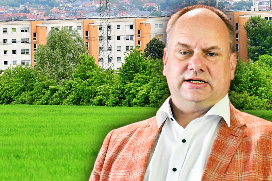 Dresden: Dresden will 5000 Wohnungen zurück: OB Hilbert macht Woba-Rückkäufe zur Chefsache!