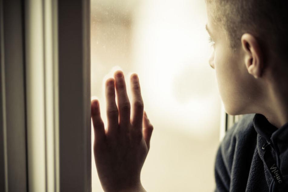 Tagelang hungerte der arme Junge (Symbolbild).
