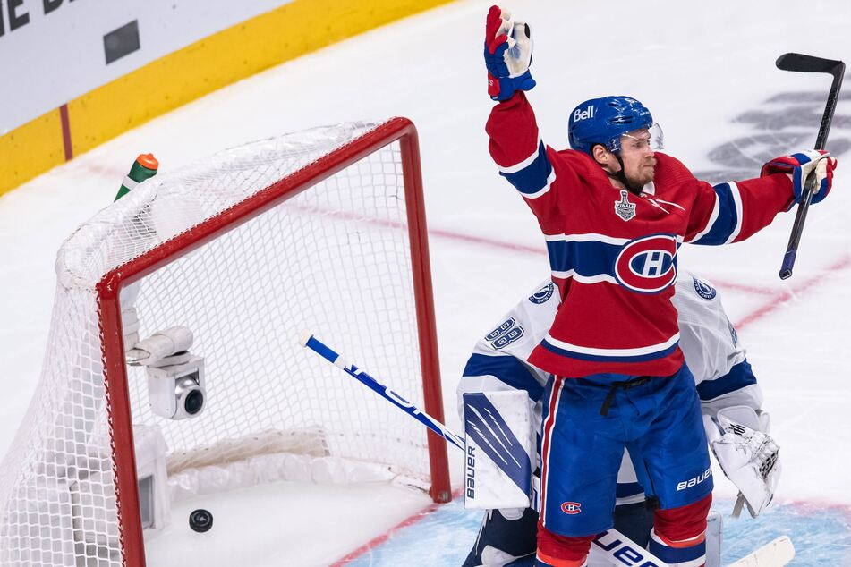 Stanley Cup Final: There will be no sweep, as the Habs keep hope alive against the Lightning!