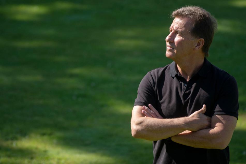 Ex-VfB-Profi Fritz Walter (59).