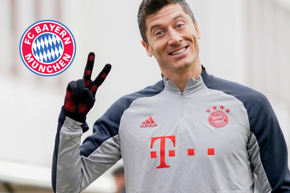 Bayern-Stürmer Lewandowski jagt Real-Legende, Verletzte sorgen für CL-Kreativität