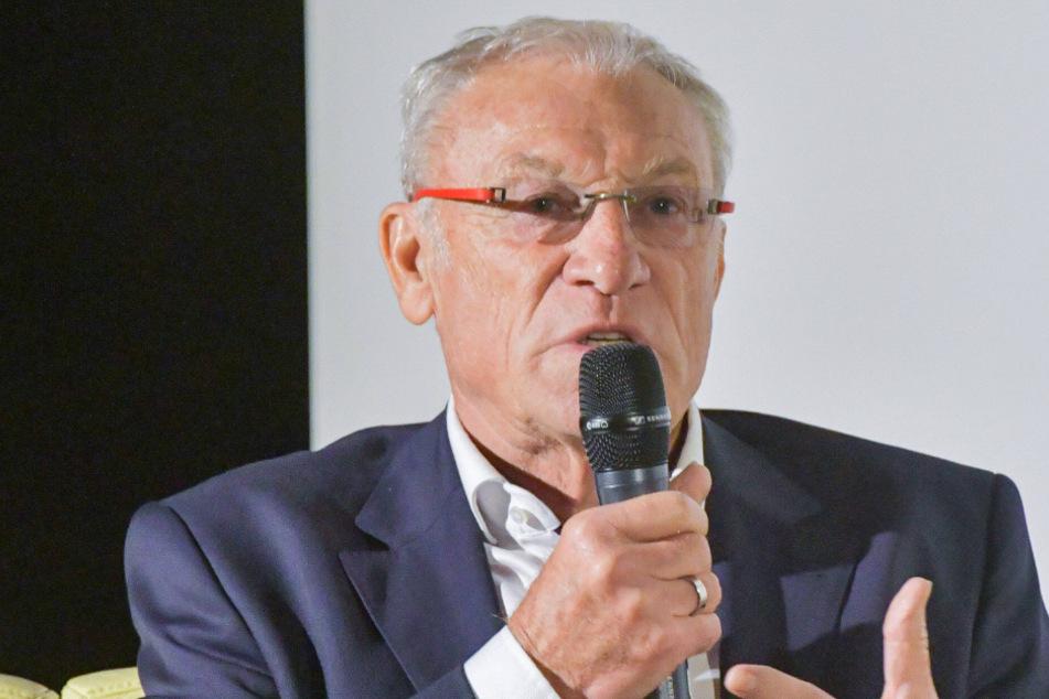 Ede Geyer (75) sieht die Fortsetzung der Saison skeptisch - und macht sich Sorgen um Dynamo.