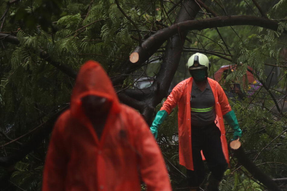 Mehr als 30 Tote nach Blitzschlägen in Monsungebiet