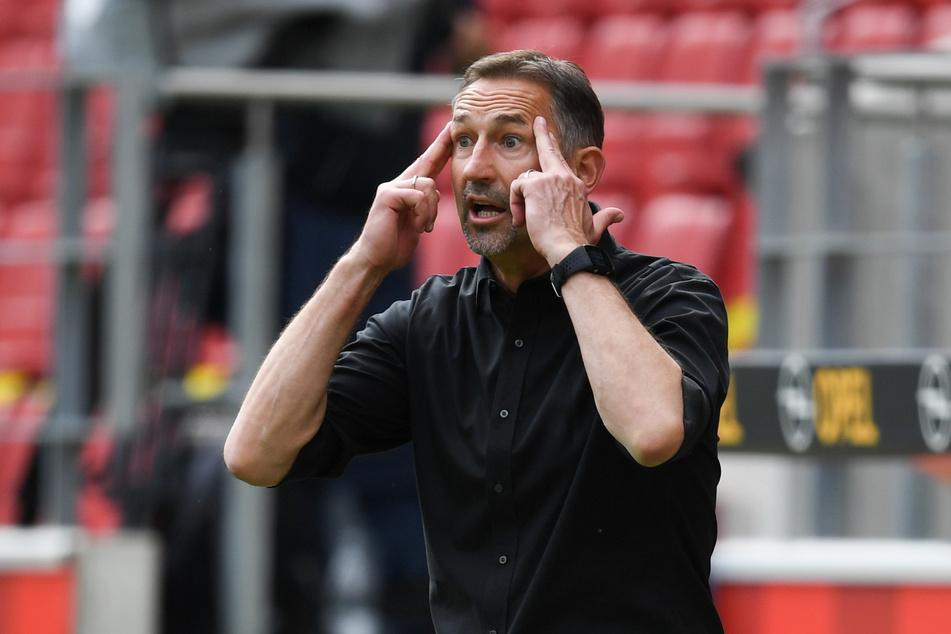 Nach seiner FC-Pleite heuerte Achim Beierlorzer (53) beim 1. FSV Mainz 05 an.