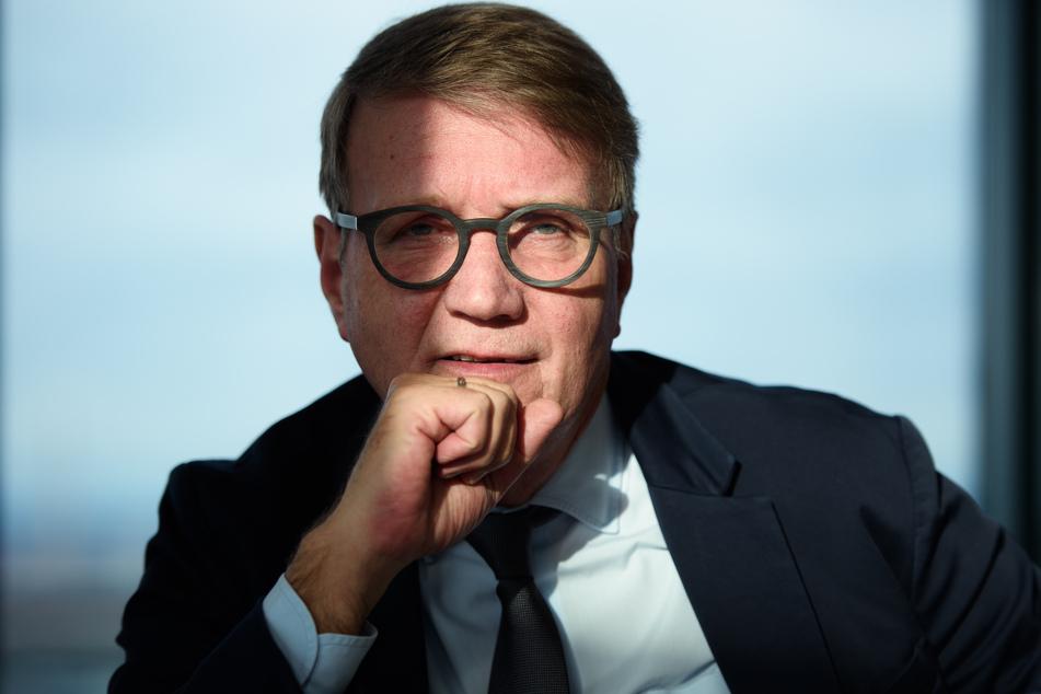 Ronald Pofalla, Vorstand Infrastruktur Deutsche Bahn.