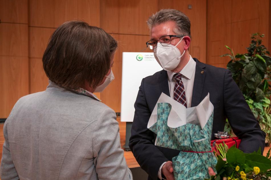 Gewählt! Er ist Chemnitz' neuer Finanzchef