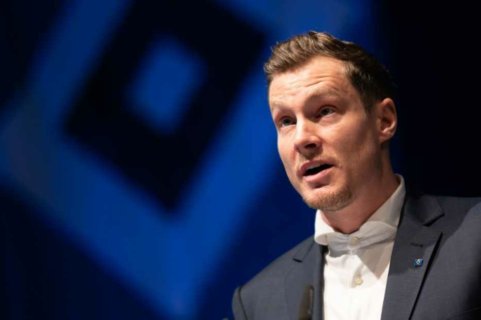 Marcell Jansen ist seit einer Woche neuer Aufsichtsratsvorsitzender beim Hamburger SV.