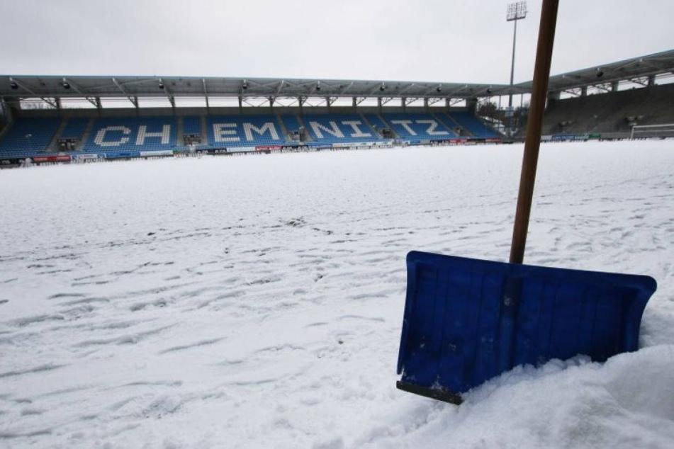 Rasen vereist! CFC-Spiel gegen Cottbus abgesagt