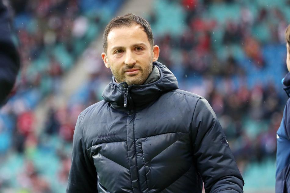 Die Wunschlösung vieler Auer-Fans als neuer Cheftrainer: Domenico Tedesco (36). Er ist frei, wird sich aber sicher keine 2. Liga mehr antun.