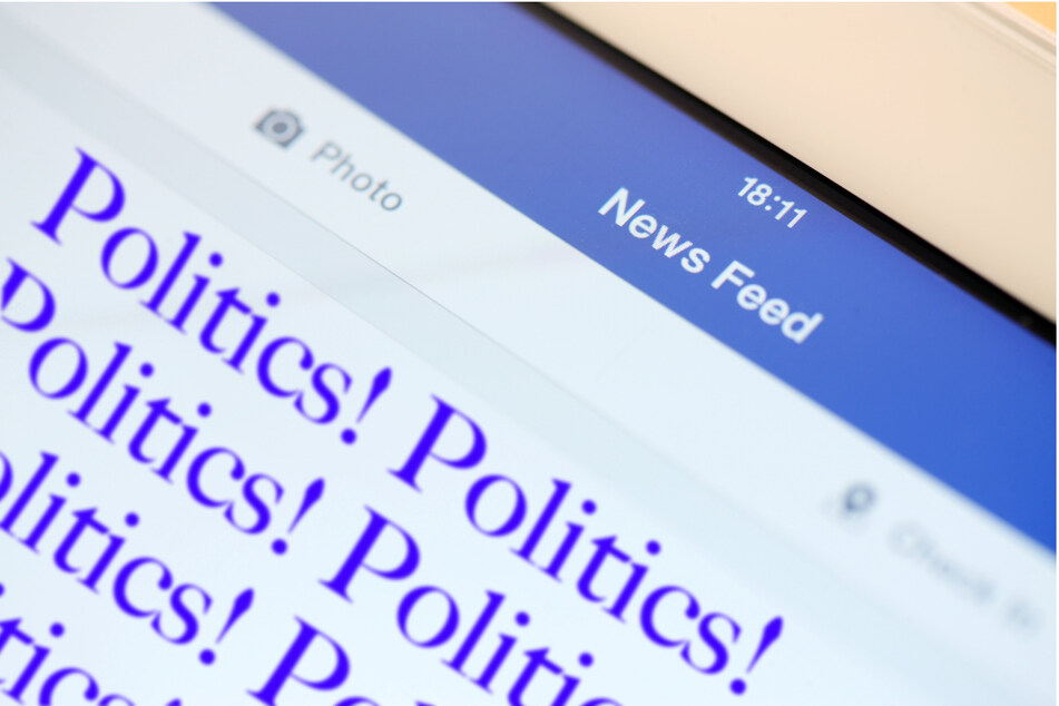 Facebook makes big decision affecting political content on News Feeds