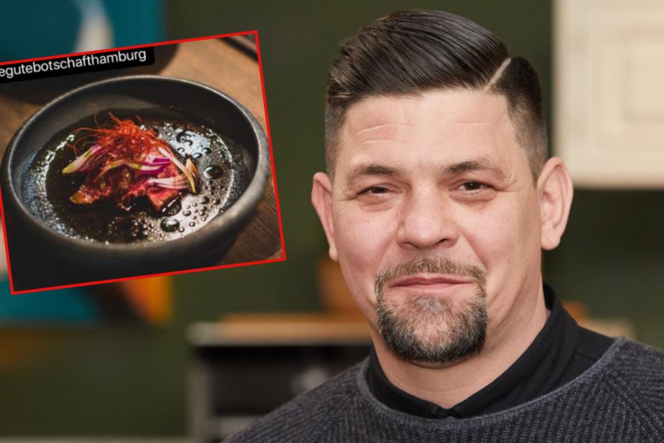 Hamburg: TV-Koch Tim Mälzer postet eigenes Gericht und erntet jede Menge Spott