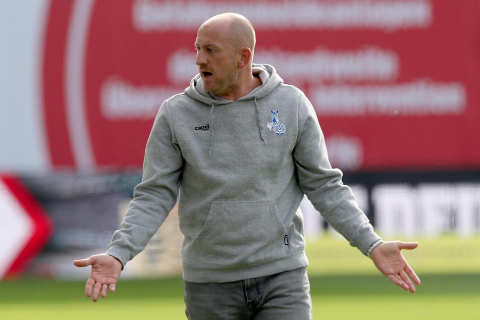 Torsten Lieberknecht (47) ist nicht mehr Trainer des MSV Duisburg.