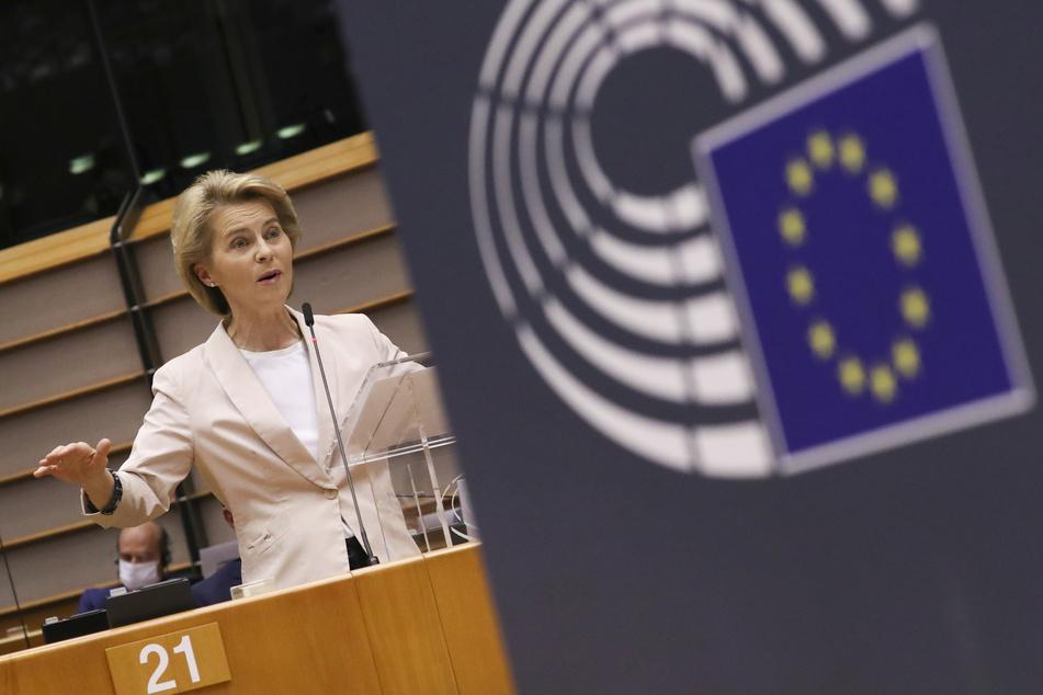 EU-Kommissionspräsidentin Ursula von der Leyen hat vor einem Scheitern des EU-Sondergipfels über das Milliarden-Programm zur Bewältigung der Corona-Wirtschaftskrise gewarnt.