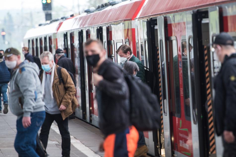 HVV-Baustellen-Atlas: Auf diesen S-Bahn-Linien braucht Ihr Geduld