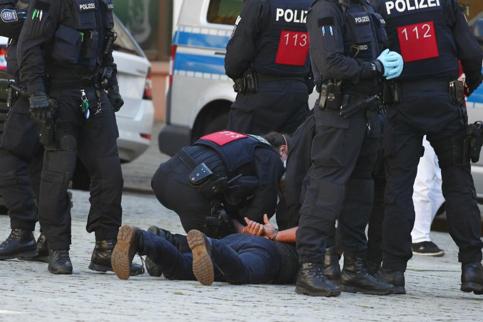 Polizeigewerkschaft wünscht sich Studie zu Polizeigewalt in Thüringen