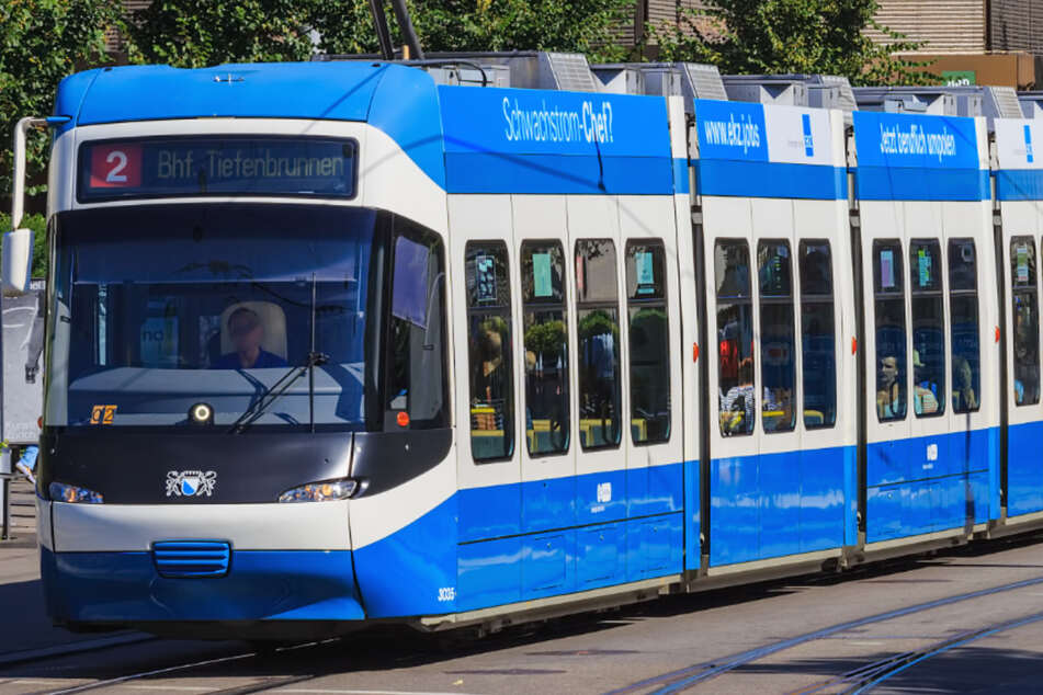 Swiss commuters rode a tram with a dead man on it for hours before anyone noticed
