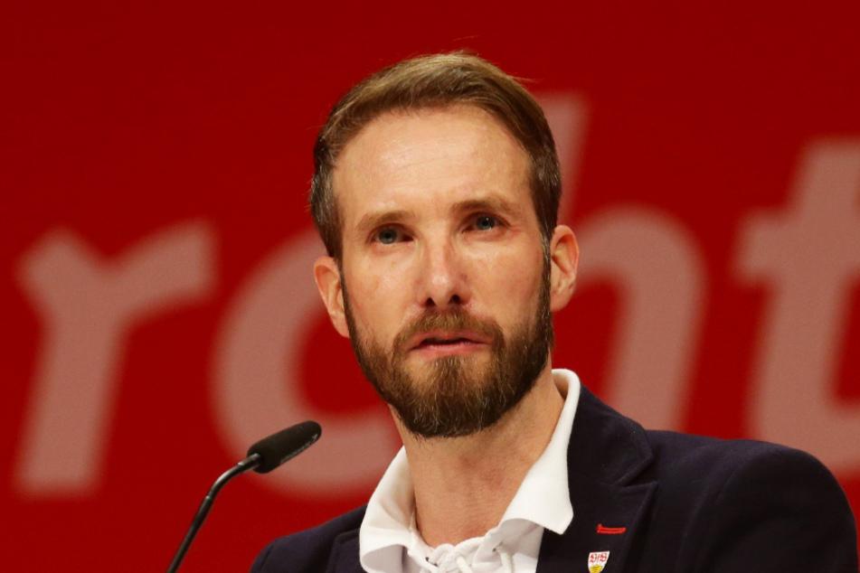 Professor André Bühler (45) ist Wirtschaftswissenschaftler, Sportökonom und Vereinsbeiratsmitglied des VfB Stuttgart.