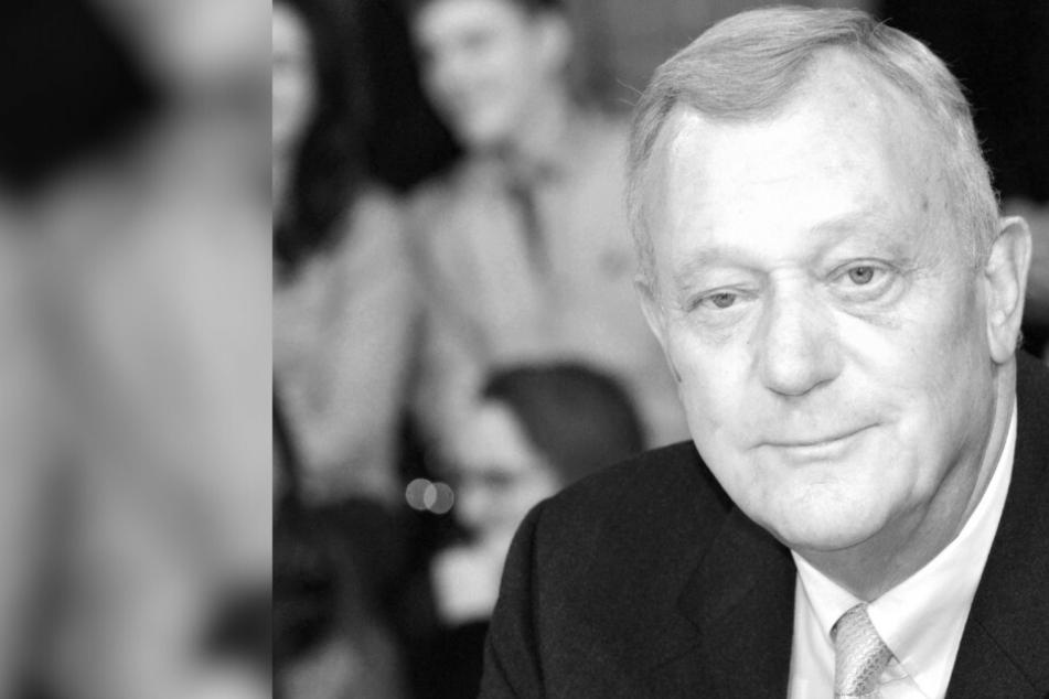 Journalist und Ex-Stoiber-Berater Michael Spreng ist tot