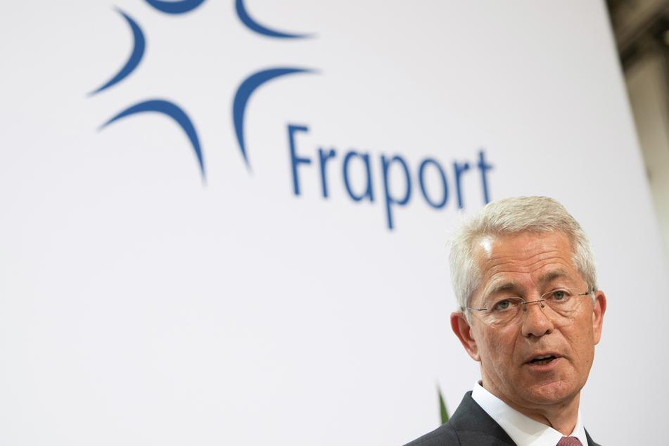 Fraport-Chef Stefan Schulte (60).