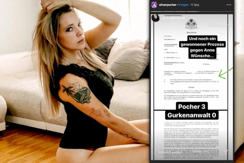 Anne Wünsche (28) muss nun 10.000 Euro zahlen.