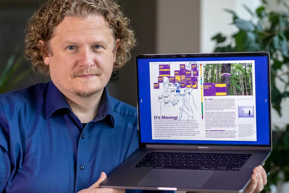 Lars Faßmann (43) hat die Bewerbungsbücher aller Städte verglichen. Fazit: Die Chancen für Chemnitz stehen gut.