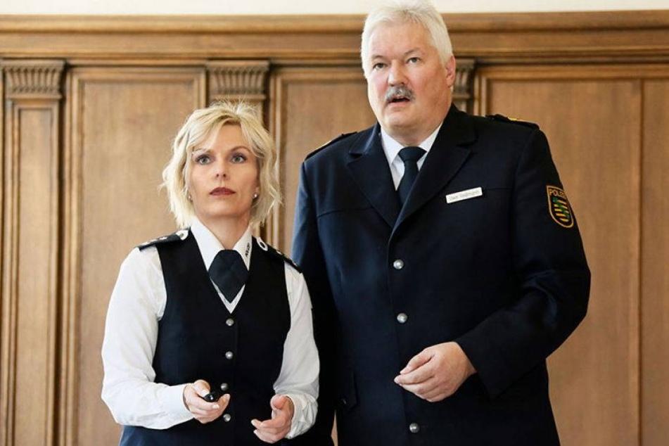 Chemnitzer Polizei-Chef sorgt sich ums Wohl seiner Beamten