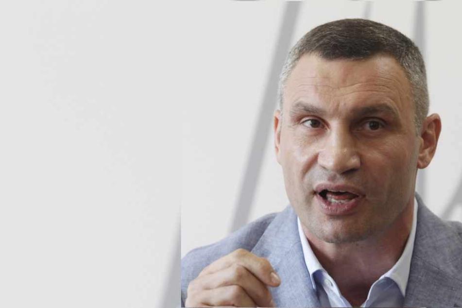 """Hamburg: Vitali Klitschko wegen Corona in Kiew gefangen: """"Ich vermisse meine Familie!"""""""