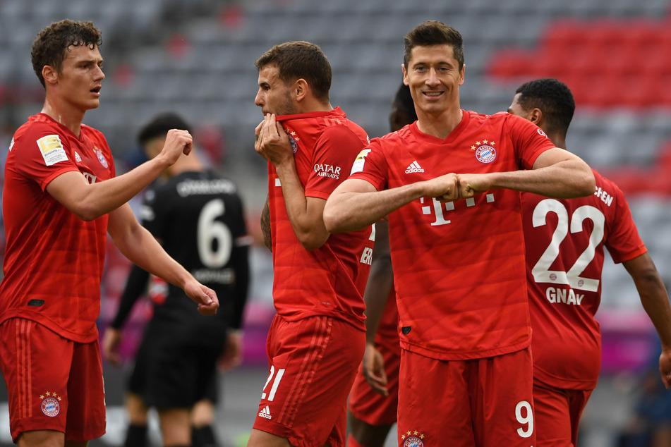 Wann beginnt die neue Saison? Der FC Bayern München wird wohl wieder als Titelverteidiger ins Rennen gehen.