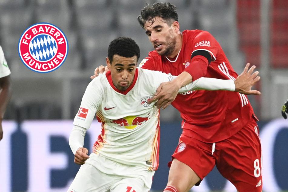 Verletzung beim Kracher gegen RB: Bayern-Star Javi Martínez droht längere Pause
