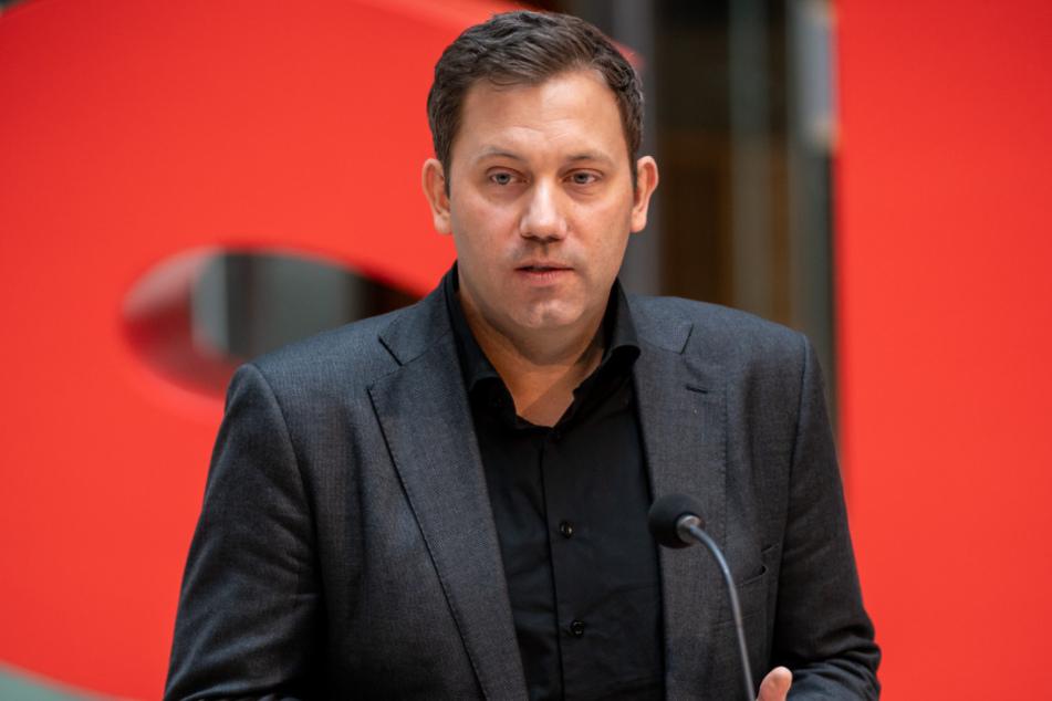 Lars Klingbeil gab sich nach dem Urteil zuversichtlich.