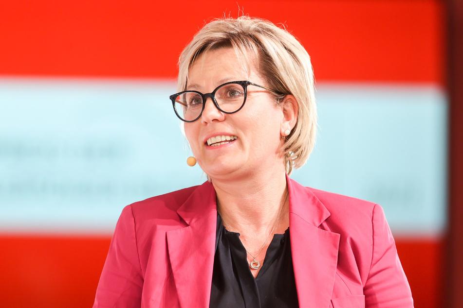 Sachsens Staatsministerin für Kultur und Tourismus Barbara Klepsch (56, CDU).