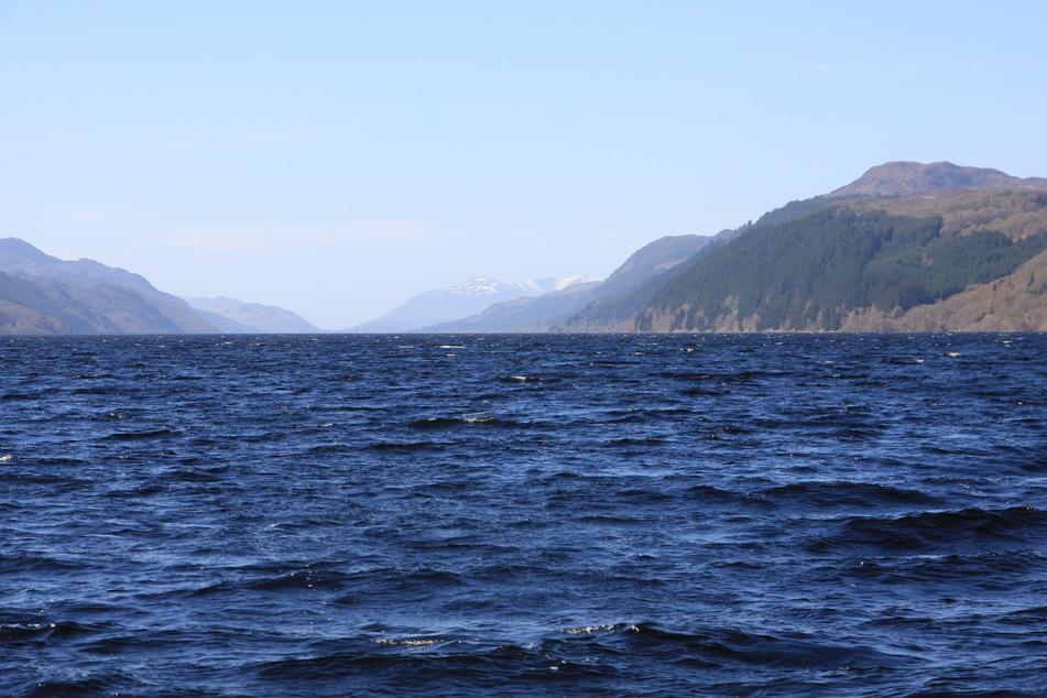 Der See Loch Ness im schottischen Hochland bei Inverness: In diesen Gewässern soll ja angeblich ein Monster leben, möglicherweise hat der Tanystropheus etwas mit dieser Legende zu tun.