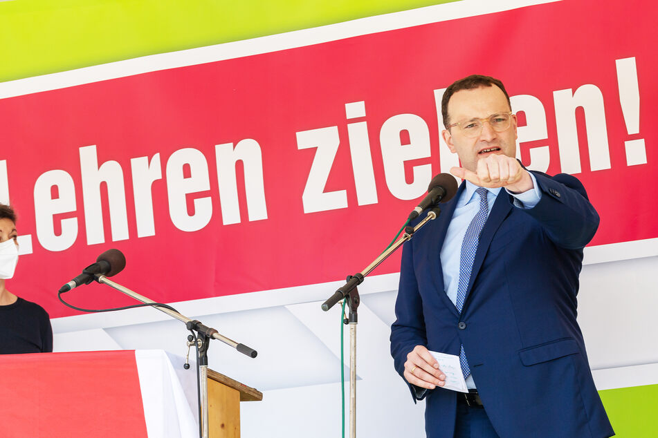 Will Lehren aus dem vergangenen Jahr ziehen: Gesundheitsminister Jens Spahn (41, CDU).