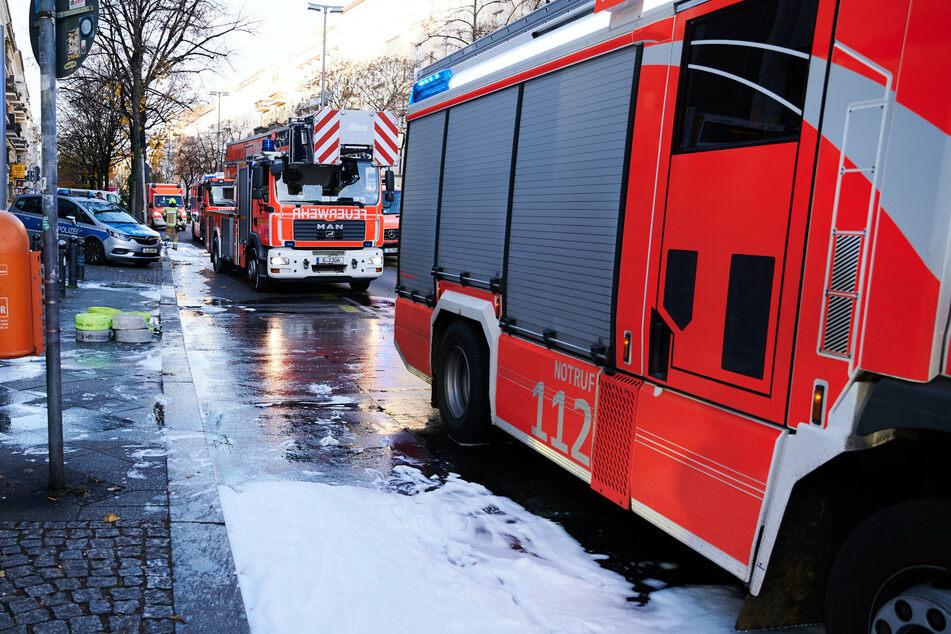 Feuerwehr findet tote Frau in Brand-Wohnung